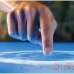صفحه ی لمسی
